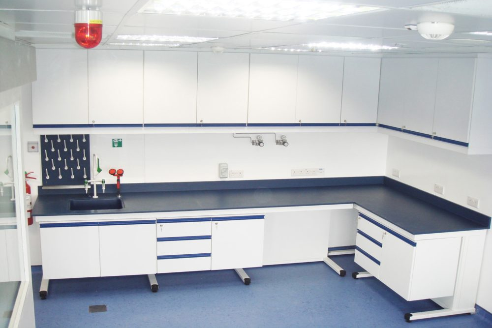 C&C Scientific – Laboratory Design & Building