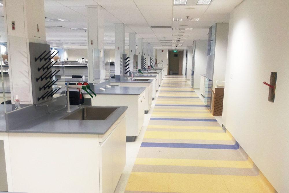 C&C Scientific – Laboratory Design & Building